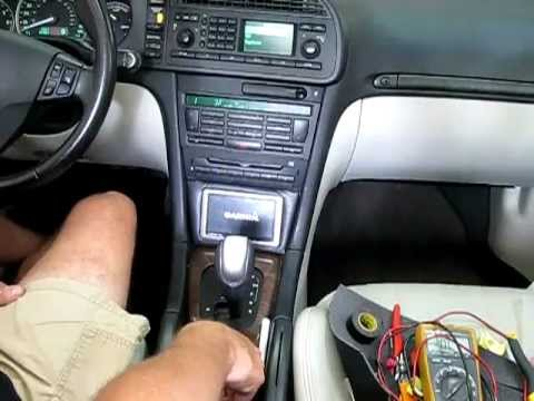 hqdefault 2006 saab 9 3 aftermarket gps install youtube 2002 saab 9-3 radio wiring harness at eliteediting.co