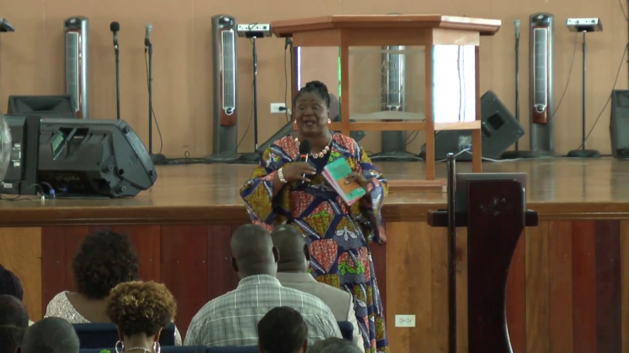 Download Apostolic Convention 2017 (Day 1) - Apostle Emanuel Vivian Duncan