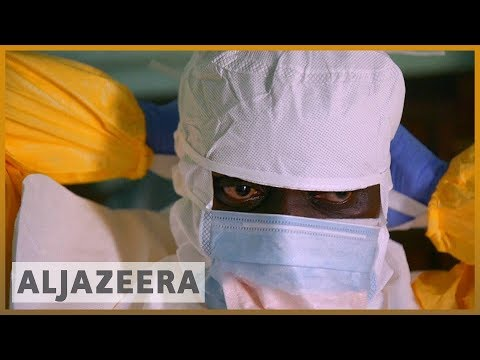 First doses of new Ebola vaccine reach DRC amid outbreak