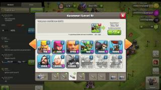 Clash of Clans #7 Neue Clanmitglieder+loot Angriff