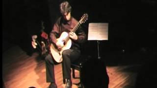 Lennox Berkeley, Sonatina op.52,III.Rondo,Allegro non troppo, Guitar:Michalis Kontaxakis