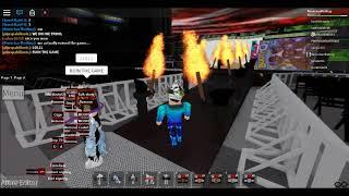 Trolling in WWE II Roblox WWE 2K18