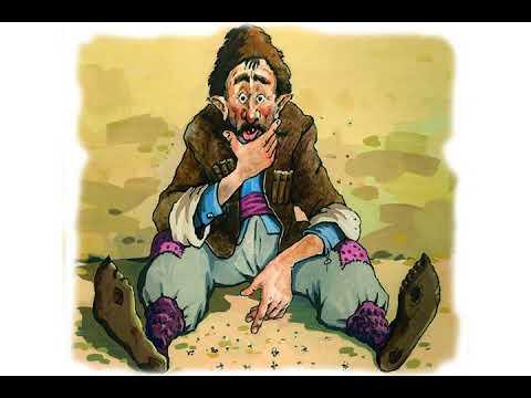 Сказка. Умный и глупый. Туманян Ованес.