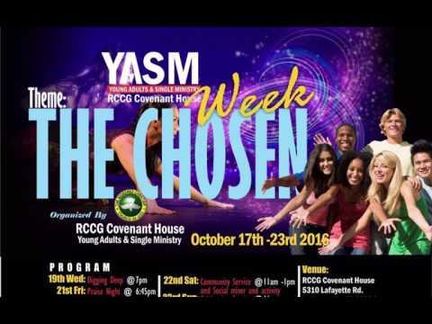 YASM Drama - RCCG, Covenant House, Indianapolis
