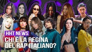 Tutte le donne del Rap italiano: da Beba a Chadia Rodriguez, da Madame a Priestess