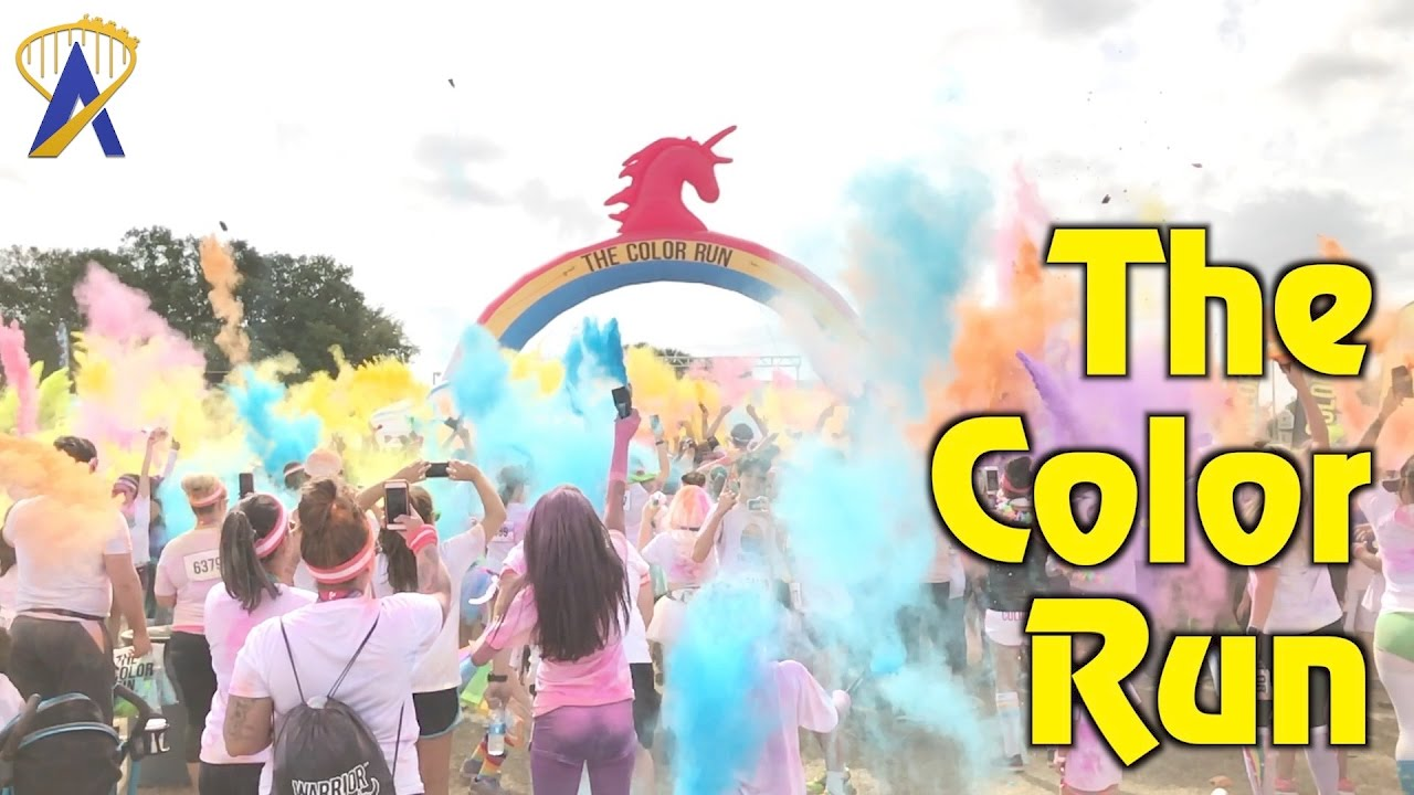 Get colorful during the color run dream tour 2017 youtube get colorful during the color run dream tour 2017 publicscrutiny Images