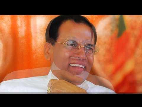 Interview with Hon.Maithripala Sirisena-President of Sri Lanka