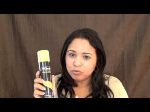 Cabello Limpio, Fresco y Libre de Grasa en minutos. Shampoo en Seco {Dry Shampoo}