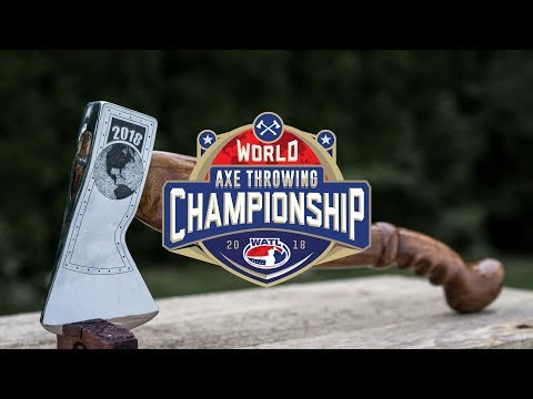World Axe Throwing Championship 2018 Highlights