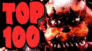 TOP 100 Five Nights at Freddy's Fan Games