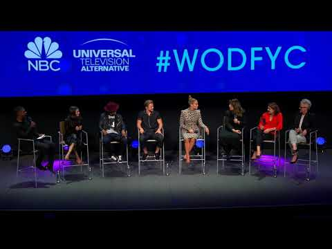 World of Dance: Red Carpet Clip || 4 female executive producers || SocialNews.XYZ