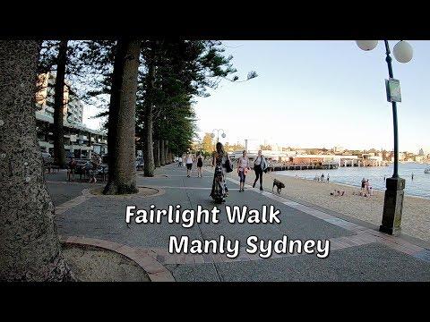 Fairlight Walk Manly Sydney Australia