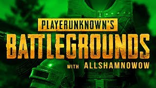 PlayerUnknown's Battlegrounds Gameplay - DUOS with ALLSHAMNOWOW - YouTube Gaming Live Stream thumbnail