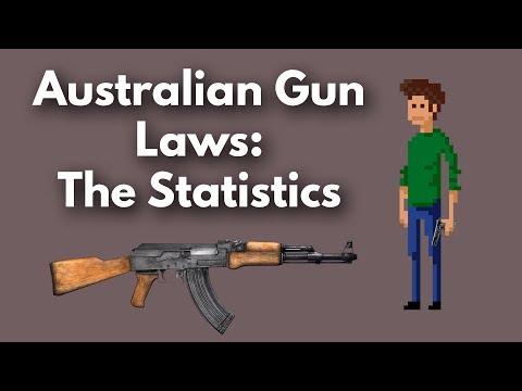 Australian Gun Laws: The Statistics