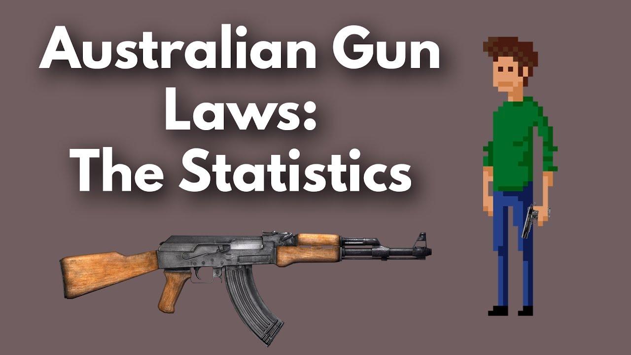 Nz Gun Laws Image: Australian Gun Laws: The Statistics