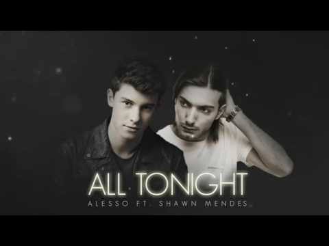 Alesso ft Shawn Mendes - All Tonight | Joseph Onfroy