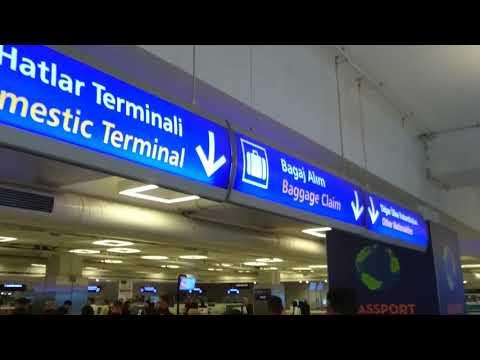 مطار اسطنبول الدولي اتاتورك و الاجراءات القانونية اللازمة