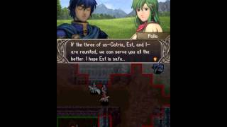 Fire Emblem: Shadow Dragon Walkthrough Part 18: Chapter 14 - Land of Sorrow