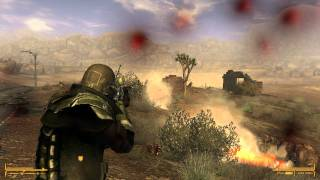 "Fallout New Vegas - ""The Disintegrator"" laser rifle"