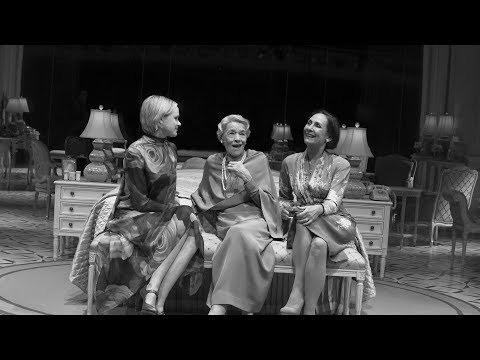 Spotlight On  THREE TALL WOMEN, Starring Laurie Metcalf, Glenda Jackson & Alison Pill