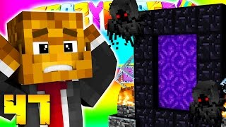 Minecraft CRAZY CRAFT 3.0 - ESCAPING THE NIGHTMARE DIMENSION #47