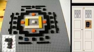 Doctor Who - LEGO TARDIS Rani Interior  - instruction