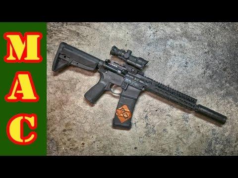 BCM 300 Blackout SBR Coyote Gun