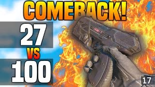 """""""UNBELIEVABLE COMBACK!!"""" - LIVE w/ TBNRfrags #15 (Call of Duty: Black Ops 3)"""