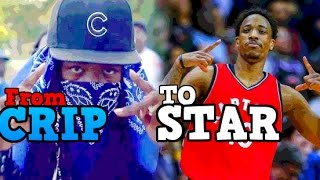 Video From CRIPS to NBA STAR? The Story of DeMar DeRozan download MP3, 3GP, MP4, WEBM, AVI, FLV November 2017