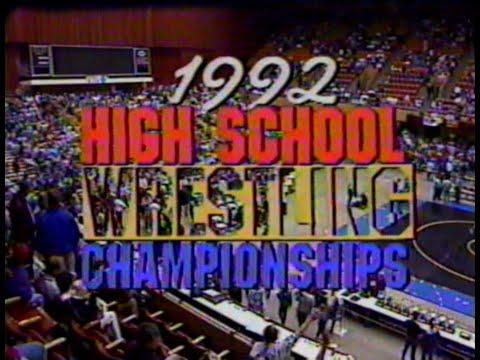 1992 Iowa HS Wrestling Championships
