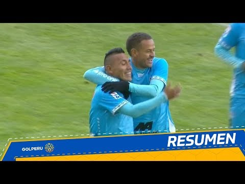 Resumen: Binacional vs. Deportivo Municipal (3-0)