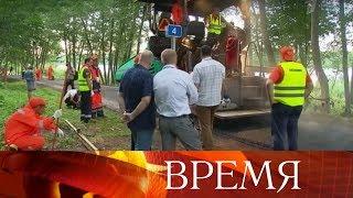 Около 4,5 триллионов рублей будет выделено на развитие российских дорог и безопасность движения.