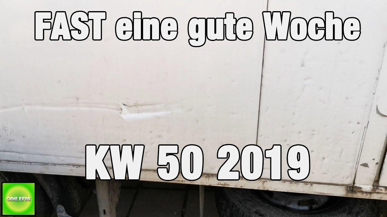 VLOG #KW 50 2019 # FREITAG DER 13 - YouTube