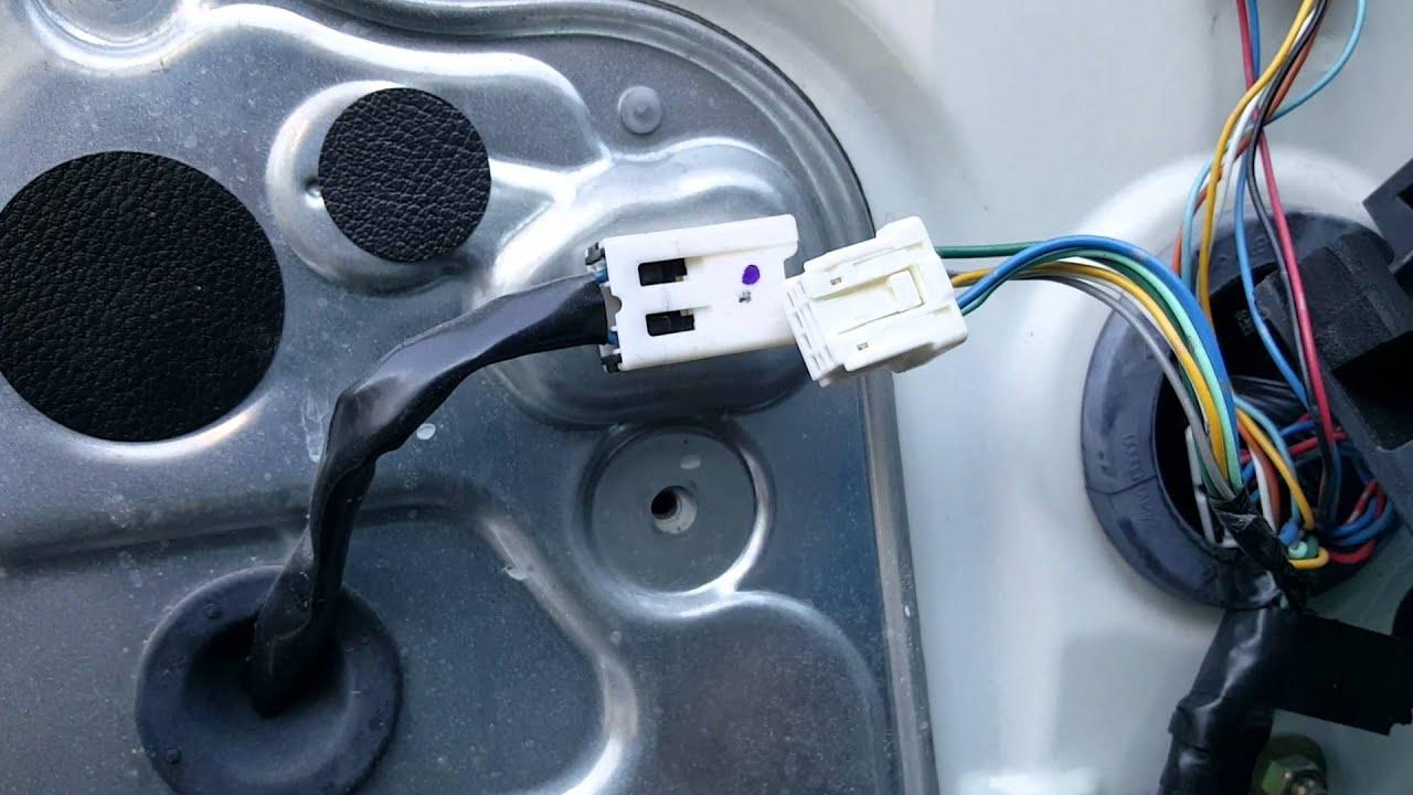 350z Window Motor Replacement Besides Nissan 350z Power Window Motors