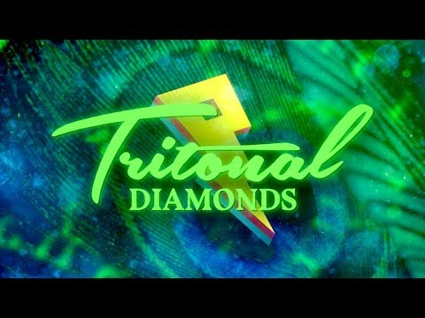 Tritonal - Diamonds ft Rosie Darling Lyric