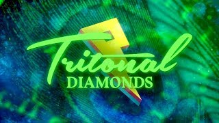 Tritonal - Diamonds ft. Rosie Darling [Lyric Video]