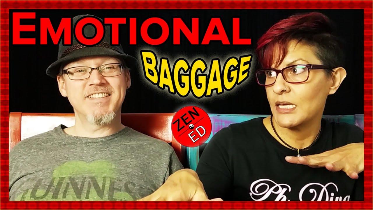 Signs of emotional baggage