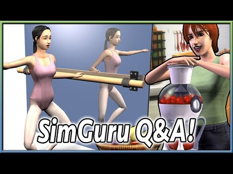 (Guru Q&A) BALLET, FOODIE PACK, CHEMISTRY & MORE! | The Sims Info/Thoughts thumbnail