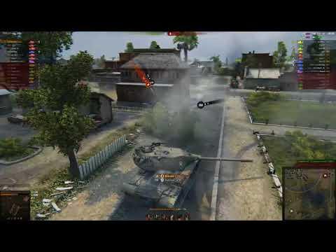 M103 Heavy tank, Ace tanker/Pools medal. 10 Kills