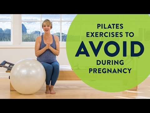 Pilates Exercises To Avoid During Pregnancy Leah Stewart