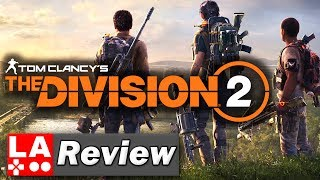 The Division 2 Review | PS4, Xbox One, PC (Video Game Video Review)