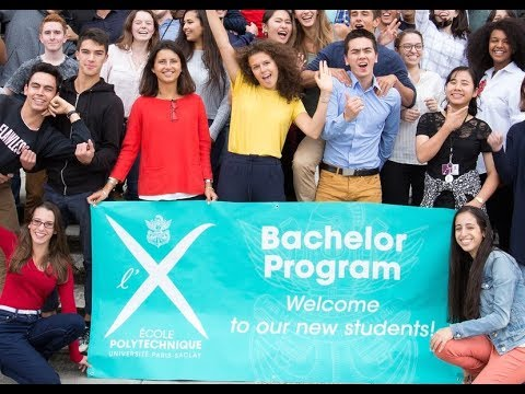 First day of class for bachelor students – September 2017