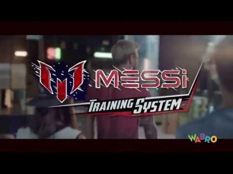 Messi Training System pelota juego futbol aprende a jugar - YouTube 7bd6e623b8123