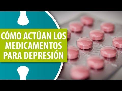 Cómo Actúan Los Medicamentos Para La Depresión