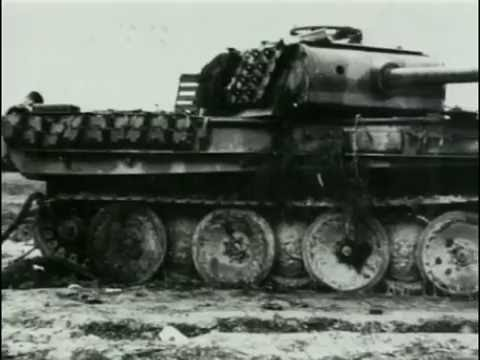 Le tank Panther (Panzer 5) - Documentaire seconde guerre mondiale