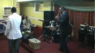 Pastor Joshua Mutabazi