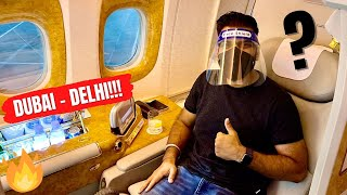 Dubai To Delhi - Travelling Has Changed🔥🔥🔥