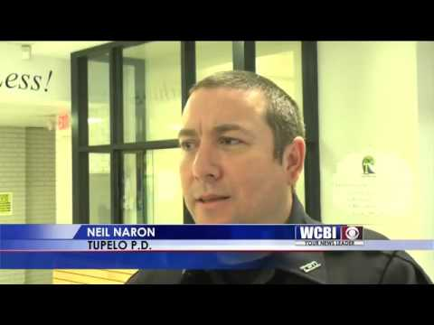 Tupelo Middle School Gives