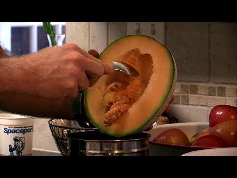Что это такое дыня канталупа (cantaloupe): происхождение