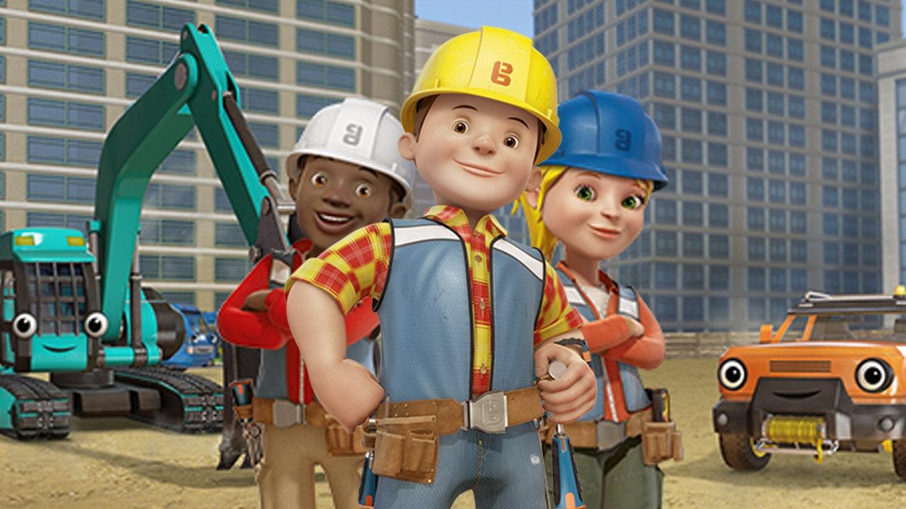 Bob el constructor juego en espa ol midiendo vigas - Bob el manitas ...